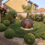 Garden design / feature planting.