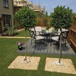 Abbey Homes - Cambridge Show garden 1.