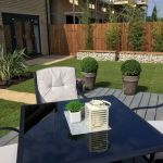 Abbey Homes - Cambridge Show garden 3.