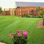 Abbey Homes - Stanton Show garden 1.